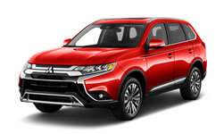 Outlander at Frank Leta Mitsubishi